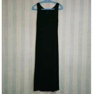 ONLY Black Maxi Dress