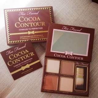 REPRICED!! Too Faced Cocoa contour