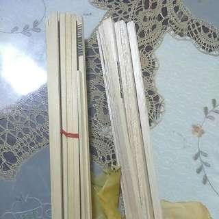 Balsa And Basswood Column Strips