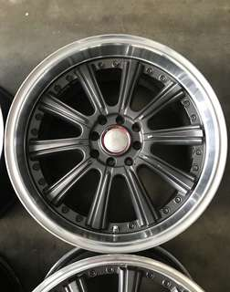 Rim Male Female 17 inch vios city almera persona