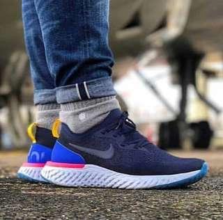 Nike lunar epict react flyknit