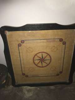 Carrom board with full accessories