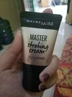 highlighter maybelline strobing cream