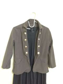 Blazer outer cardigan jas