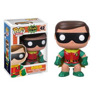Robin Funko Pop from BATMAN Classic TV Series
