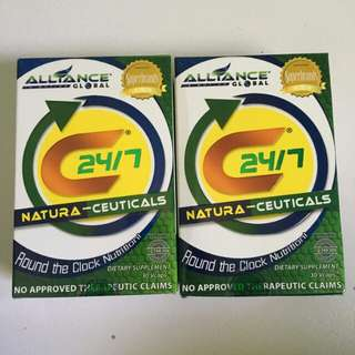 C24/7 Capsules Aim Global Products
