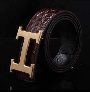 Hermes Belt (7 colours)