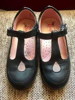 Barbie Black school shoes