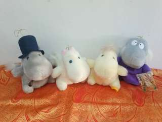 Hippo and Friends - Plushies