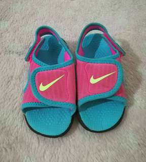 Auth Nike Sunray Sandals