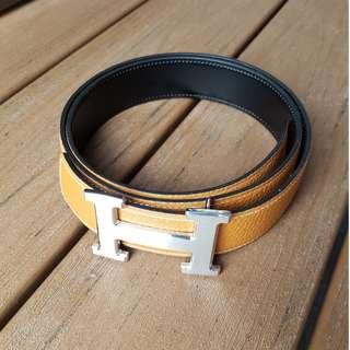 H tan belt 110cm
