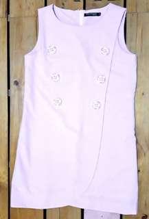 Pastel Pink Formal Dress