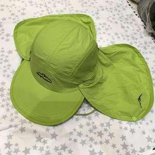 折疊防曬UV帽