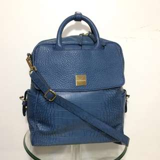 Lulu castagnette 3 way bag