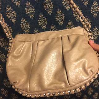 Authentic Express Sling Bag