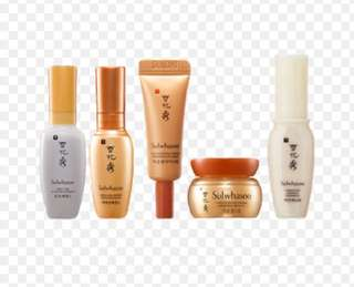 Sullwhasso anti aging set