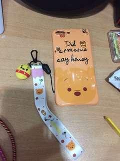 Pooh case fo iPhone 7+ / 7 Plus
