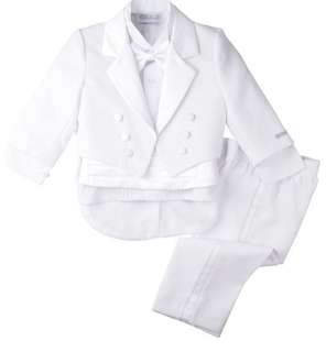 Christening Tuxedo outfit for boys