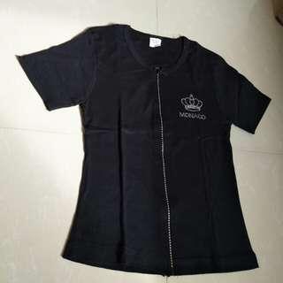 Preloved tshirt monaco tee