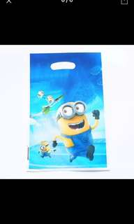 Minions loot bag / Goody bag