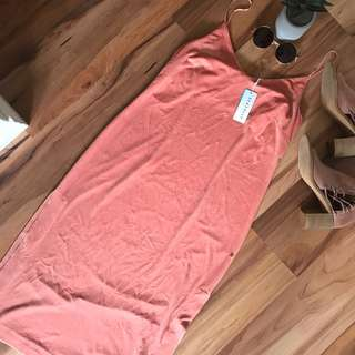 Seafolly Velvet Slip Dress