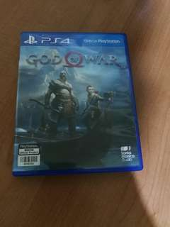 PS4 Game - God of War