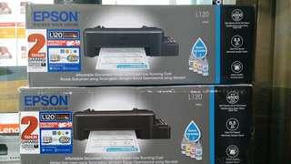 Kredit Printer Epson L120.Tanpa Kartu Kredit.free 1x Angsuran