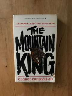"George Ernsberger's ""The Mountain King"""