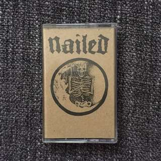 Nailed S/T Cassette