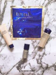 SHISEIDO Vital-perfection pack 2