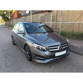 MERCEDES-BENZ B250 FACELIFT 2016