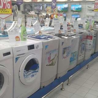 Mesin Cuci Bisa Dicicil Cukup Bayar 199.000