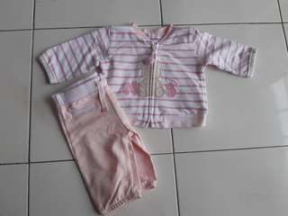 Girl Jacket Set