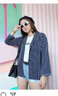 Blazer Zara Basic