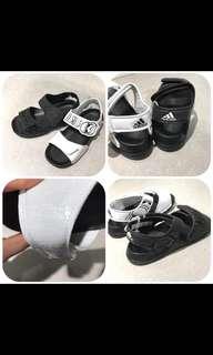 Adidas 星際 涼鞋