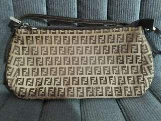 Fendi Authentic Pochette Hand bag