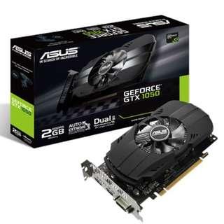 ASUS Phoenix GeForce® GTX 1050 2GB GDDR5