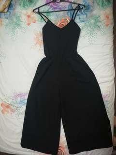 REPRICED!! Black Jumpsuit