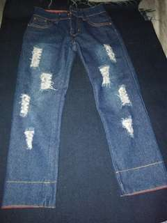 Jeans for sale rush sale