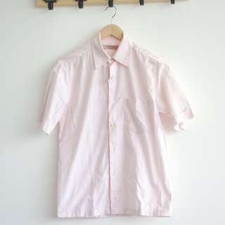 Men's Shirt Light Pink