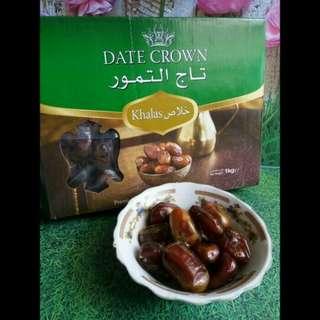 Kurma Dates Crown 1 kg