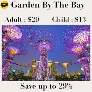 Gardens By The Bay 🇸🇬
