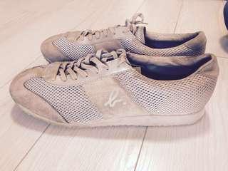 Le coq sportif x Agnis b leisure shoes