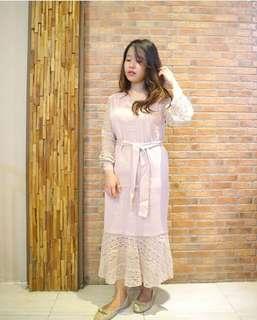 Yerri Dress Import Korea