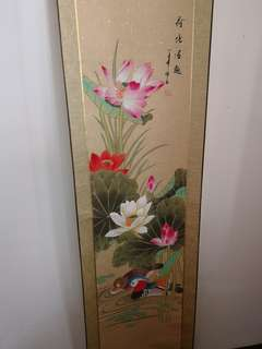 Chinese Painting (4 paintings in a set)