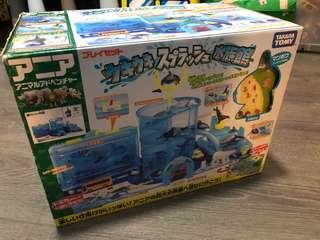 Takara Tomy Splash Aquarium