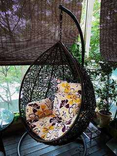Luxurie Extra Large Round Hammock Swing Chair