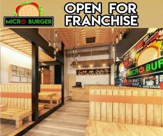 Open for Franchise