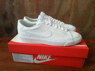 Nike tenis mono white leather