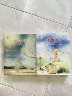 Chinese Model Composition Books 好作文 模范作文集